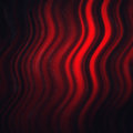 Background with red waves Royalty Free Stock Photo