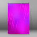 Background report brochure Cover Pages A4 style abstract glow20