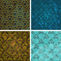 Background retro wallpaper vintage soiled Stock Photo