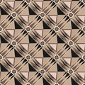 Background rhombus geometric techno pattern vector illustration Royalty Free Stock Photos