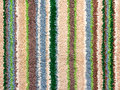 Background of rough terry cloth with colorful stripes image Royalty Free Stock Photos