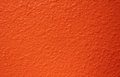 Background rough textured orange colored Royalty Free Stock Photos
