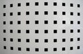 Background of rows and squares. Royalty Free Stock Photo