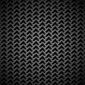 Background with seamless black carbon texture technology metal stainless steel titan chrome for internet sites web user interfaces Royalty Free Stock Image