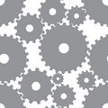 Background seamless - Gears 2 Stock Photography