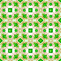 background seamless with pattern and gems
