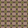 Background Seamless Tie Dye Pattern