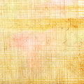 Background from soft colored old papyrus Royalty Free Stock Photography