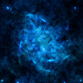 Background of space Royalty Free Stock Photo