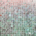 Background squares pink-green Royalty Free Stock Photo