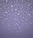 Background with Stars Stock Photography