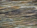 Background Of Stratified Rock Royalty Free Stock Photo