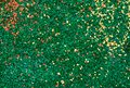 background, texture, abstraction of green, red and yellow small stones Royalty Free Stock Photo