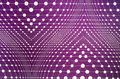 Background texture of lines and dots purple Royalty Free Stock Photo