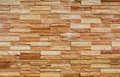 The background and texture of modern brick wall bricks are copied from natural stone Stock Photo