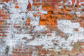 Background textured old brick wall