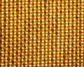 Background textured pattern from fabric of illuminated lamp shade