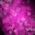 Background of unfocused pink lights Stock Image