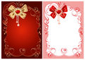 Background on Valentines Day Royalty Free Stock Photos