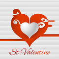 Background for valentines day vector Royalty Free Stock Photography