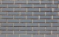 Background wall brick gray, black, bright texture Royalty Free Stock Photo