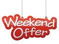Background weekend offer