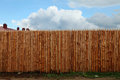Background wooden fence Royalty Free Stock Images