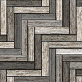 Background of wooden grey parquet Stock Photography