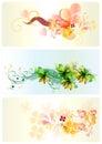 Backgrounds patterned set
