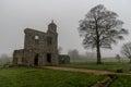 Baconsthorpe Castle, Norfolk, England Royalty Free Stock Photo