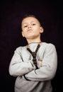 Bad boy Royalty Free Stock Image