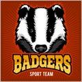 Badger Sport team Logo
