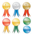 Badges, part 2 Stock Photography