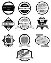 Badges vector set this is file of eps format Stock Images