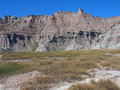Badlands Stock Images