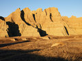Badlands, South Dakota. Royalty Free Stock Photo