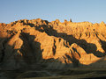 Badlands, South Dakota. Royalty Free Stock Photography