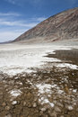 Badwater Basin Stock Photography