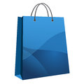 Bag illustration this is a simple shopping Stock Photo