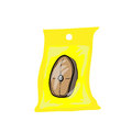 Bag piece of fish preserved in salt water vacuum salmon fillet Royalty Free Stock Photos