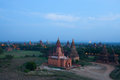 Bagan archaeological zone myanmar s prosperous economy built over temples between the th and th centuries Stock Images