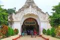 Bagan Archaeological Zone`s Ananda Temple, Myanmar