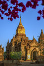 Bagan - Myanmar (Burma) Royalty Free Stock Photo