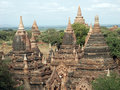 Bagan valley Stock Photo
