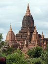 Bagan valley Stock Image