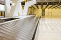 Baggage claim area Stock Images