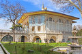 Baghdad kiosk situated in the topkapi palace istanbul turkey Stock Photo