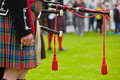 Bagpipes Royalty Free Stock Photo