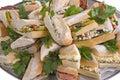 Bageta sendvič veľká misa