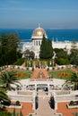 Baha'i Gardens Royalty Free Stock Image
